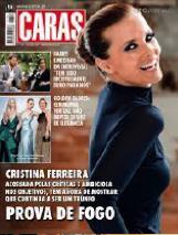 Prouvé na Revista CARAS